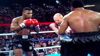 HD Iron Mike Tyson Title Fight Vs Trevor Berbick