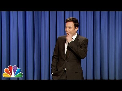 Jimmy Fallon's Last Late Night Monologue