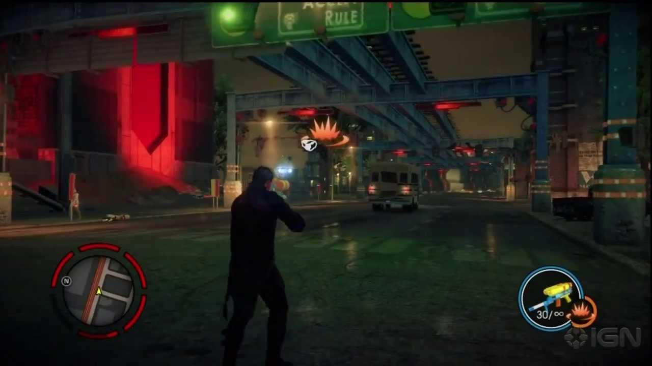 E3 2013: Saints Row 4 12 Minute Gameplay [HD] - YouTube