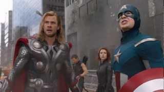 Marvel''s The Avengers Blu-ray Trailer