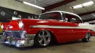 1956 Chevy BelAir Hot Rod