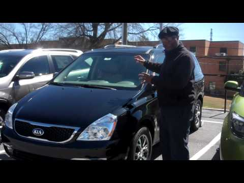 AL Kia Sedona 2012 # 1 Kia Dealer In NC for 2013 - Winston Salem - Greensboro - Bob King Kia