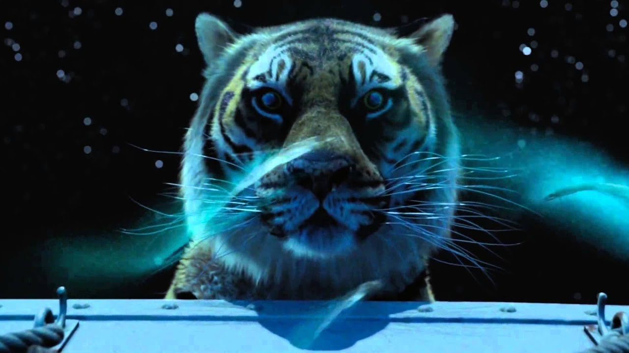 Life Of Pi Quotes I Love You Richard Parker : Pi and Richard Parker - YouTube