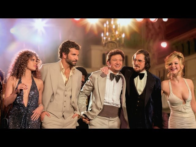 Brand New Trailer For AMERICAN HUSTLE Hits The Web - AMC Movie News