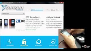 ZZ-KEY Read Code Unlock Repair IMEI ZTE V992 Avail 2