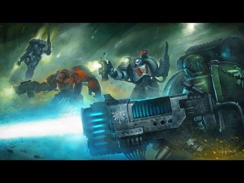 Warhammer 40,000: Eternal Crusade - EXCLUSIVE Pre-Alpha Gameplay Demo
