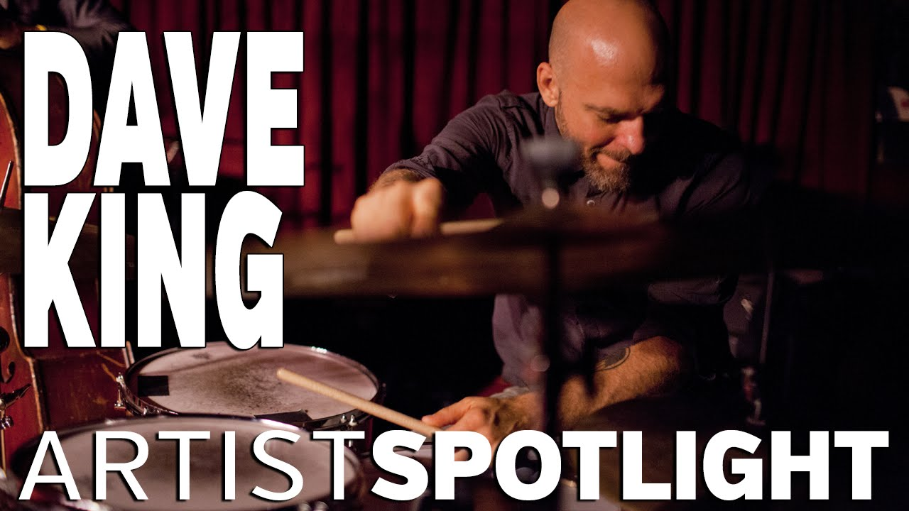 Artist Spotlight: Dave King - The Bad Plus - YouTube