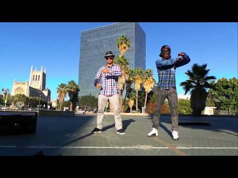 MARQUESE SCOTT & POPPIN JOHN | LET GO | DUBSTEP