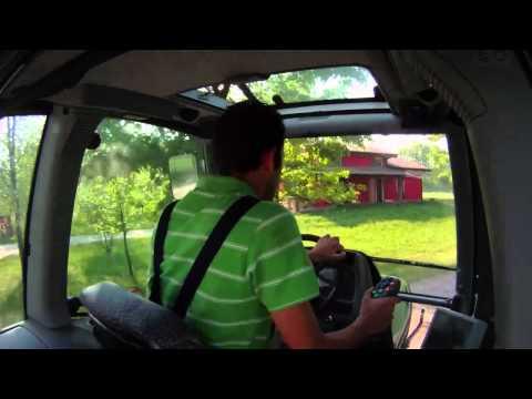 DEUTZ-FAHR Agrotron TTV 410-420-430 Videosu