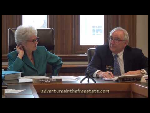 NH Senate Committee Determines Bureaucracy More Important than Pain Management -- Again