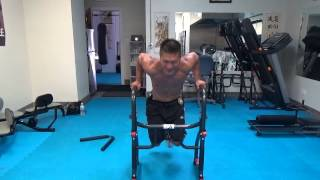 Triceps Training : July 10 2014
