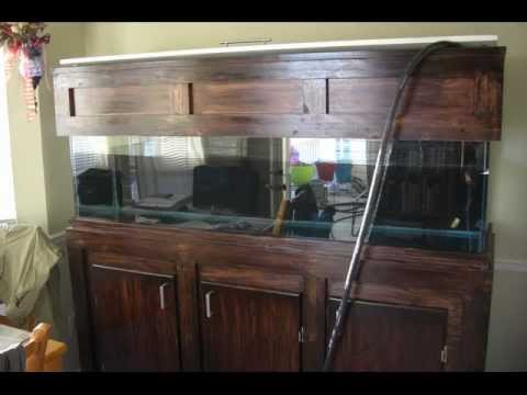 Build your own 55 gallon fish tank stand 2017 fish tank for How to make your own fish tank