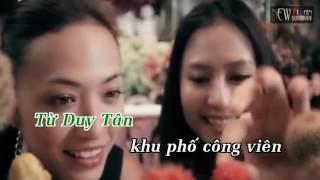karaoke Đêm lang thang Đàm Vĩnh Hưng