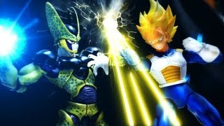 Dragon Ball Z Stop Motion Cell's Return 七龍珠動畫