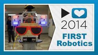 Project For Awesome 2014: FIRST Robotics