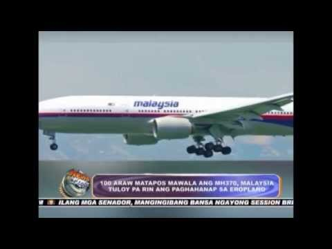 Malaysia continues searching on MH370, after 100 days