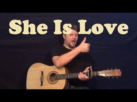 She is love guitar