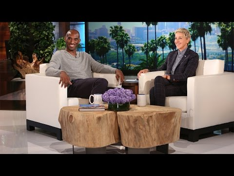 Kobe Bryant's First Post-Retirement Interview