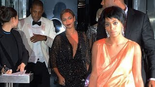 Jay-Z FINALLY Explains Elevator Brawl Incident with Beyonce's Sister Solange