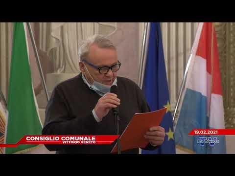 CONSIGLIO COMUNALE VITTORIO VENETO - Seduta del 19.02.2021