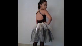 DIY Como Hacer Una Falda De Tul How To Make A Tul Skirt