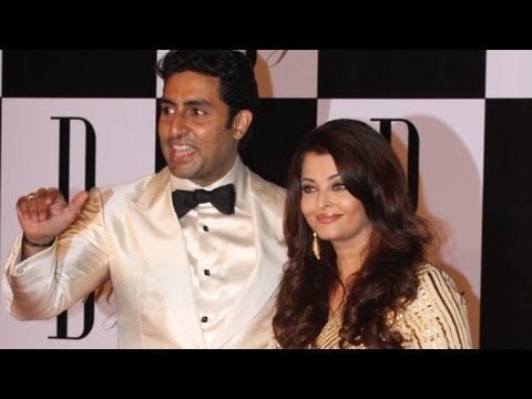We Dedicate Our Life to Our Father: Aishwarya & Abhishek Bachchan