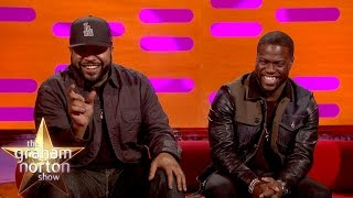Ice Cube Talks About His Son Acting His Sex Scenes – The Graham Norton Show