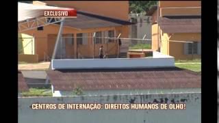 Comiss�o dos Direitos Humanos acompanha caso de  precariedade nos Centro Socioeducativos de BH