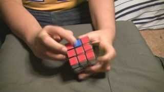 How To Easily Solve A 3x3x3 Rubik's Cube