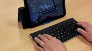 How To Pair Your Logitech Tablet Keyboard For Android