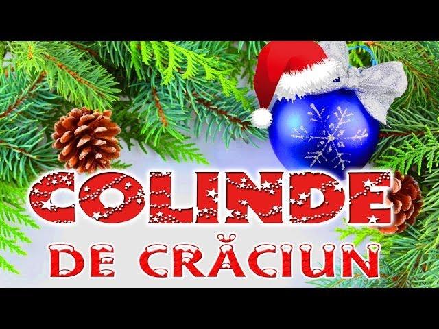 COLINDE DE CRACIUN