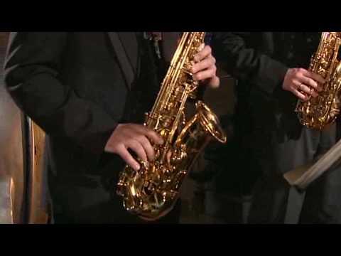 Menuett und Presto – SaxCool Live