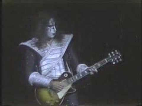 ace frehley shock me in 77 - YouTube