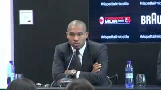 Milan, de Jong: 'Il rinnovo? Chiedete a Galliani, io sto bene qui. Obiettivo terzo posto'
