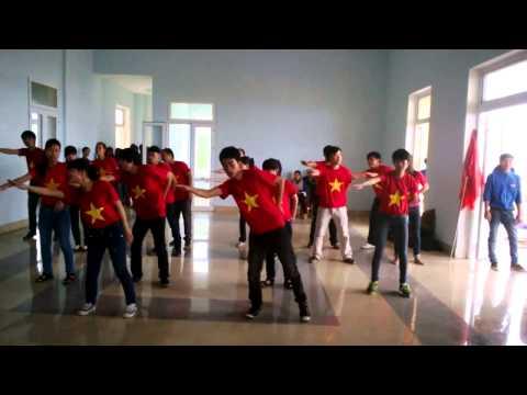 nhảy dân vũ chung sống
