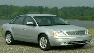 Motorweek Video of the 2005 Ford Five Hundred