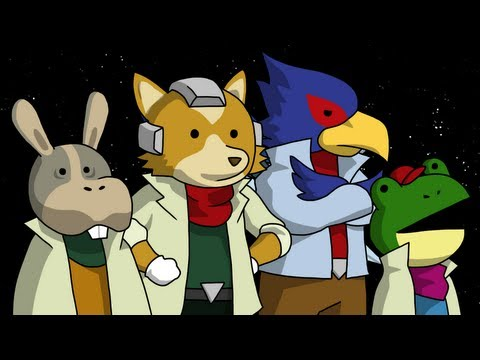 Starfox Lore In A Minute!