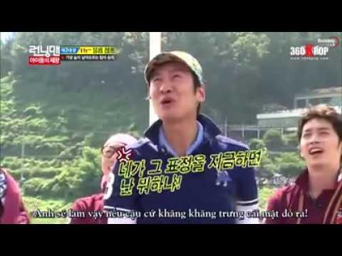 [FUNNY] Running man ep 162: KHI SUNGKYU (INFINITE) ĂN CẮP BẢN QUYỀN CỦA KWANGSOO