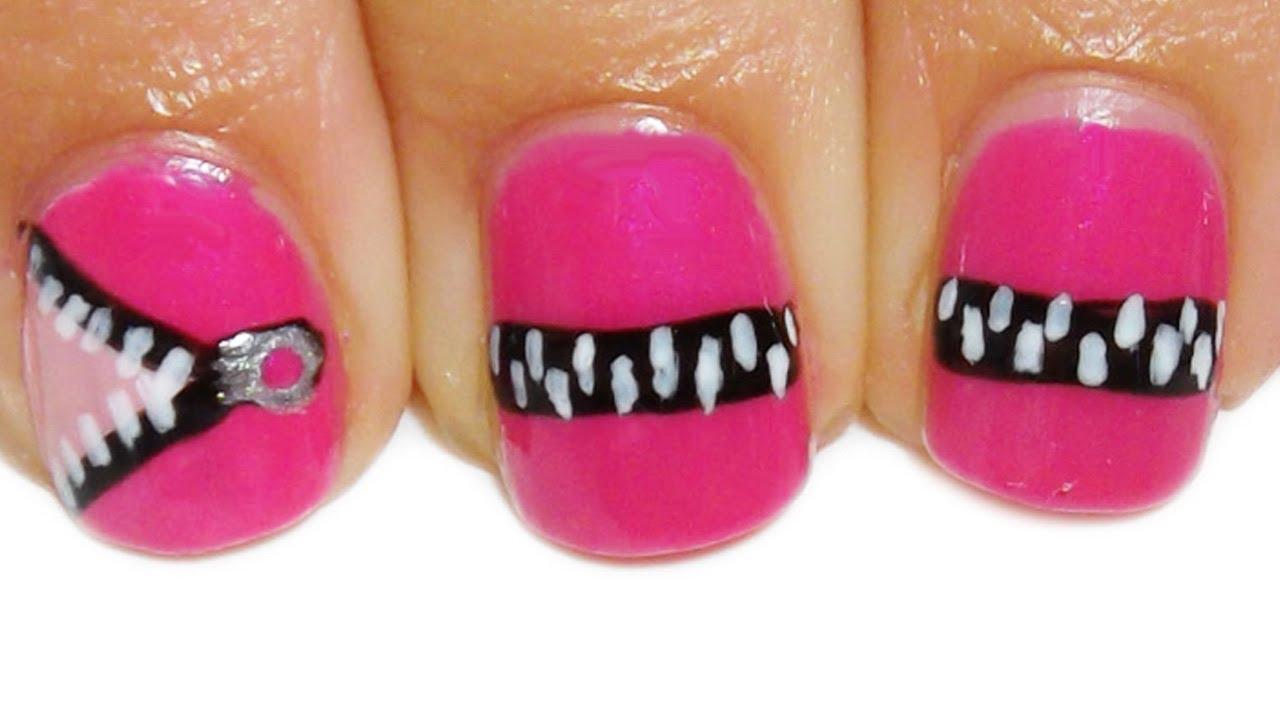 Nail Art Zip Nail Art Designs