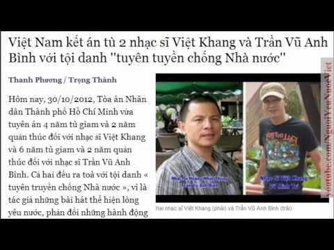 Nhạc sĩ Việt Khang bị tuyên án 4 năm tù giam
