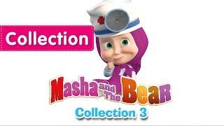 Máša a medveď - kolekcia troch častí