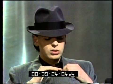 Countdown Gary Numan Interview (08/03/1981)