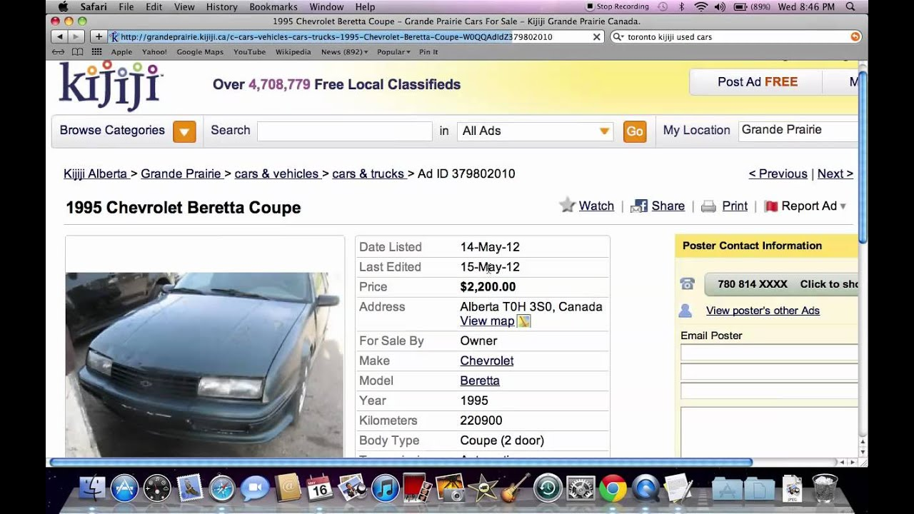 Used Trucks Kijiji Autos Post
