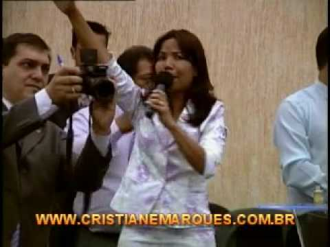 Cristiane Marques Explodir de Poder