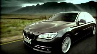 New 2013 BMW 7-Series Launch Commercial and Film.