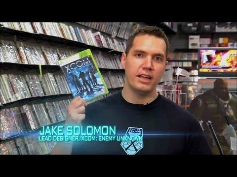 Главный дизайнер XCOM: Enemy Unknown попытался продавать свою игру живым людям в магазине