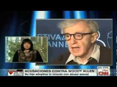 Hija adoptiva de Woody Allen lo acusa de abusos
