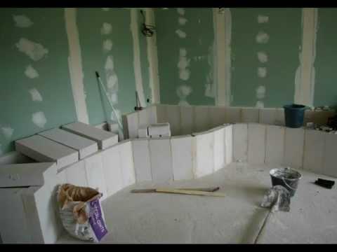 fabrication d 39 un bassin d 39 interieur youtube. Black Bedroom Furniture Sets. Home Design Ideas