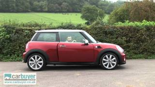 Mini Cooper review - CarBuyer videos