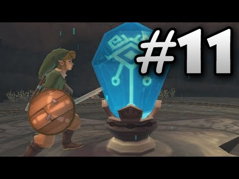 The Legend of Zelda: Skyward Sword - Part 11: To the Desert!, The audio in the second half of the video got really off-set, don't really have time to re-render it, sorry folks! Should be 1.5 seconds off. :( --- Links yo...